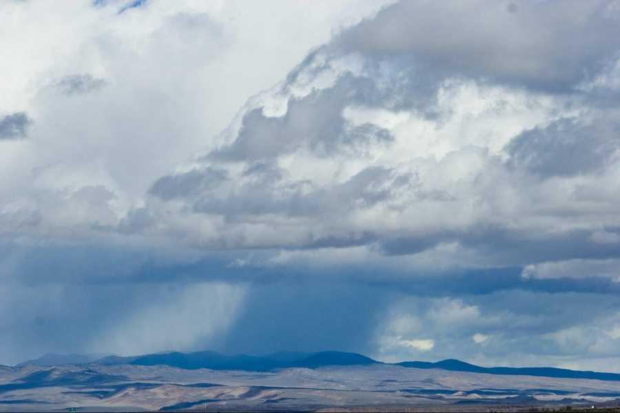 Cumulonimbus clouds are thunderstorm clouds.