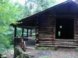 When he died, the Boy Scouts rented the cabin for about $1 per year, eventually returning the lease to the state park.
