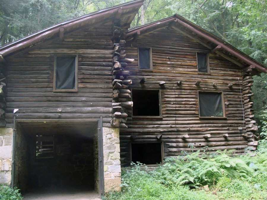 He was a woodshop and drafting teacher in the Northern Lebanon School District. In 1939, he and his students finished building the cabin by hand.