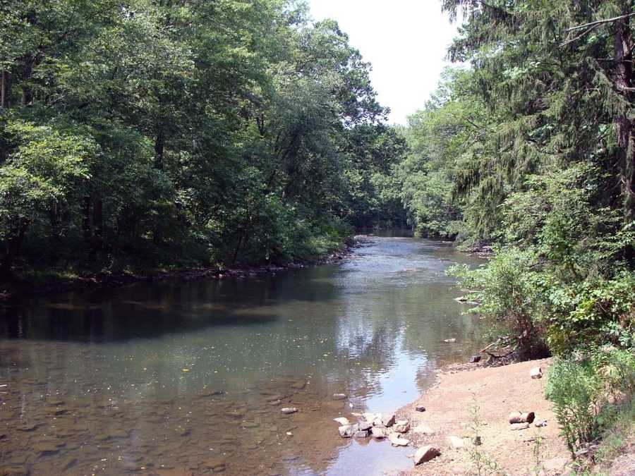 Swatara Creek is a popular destination for canoeing, kayaking, and tubing, especially in the spring.