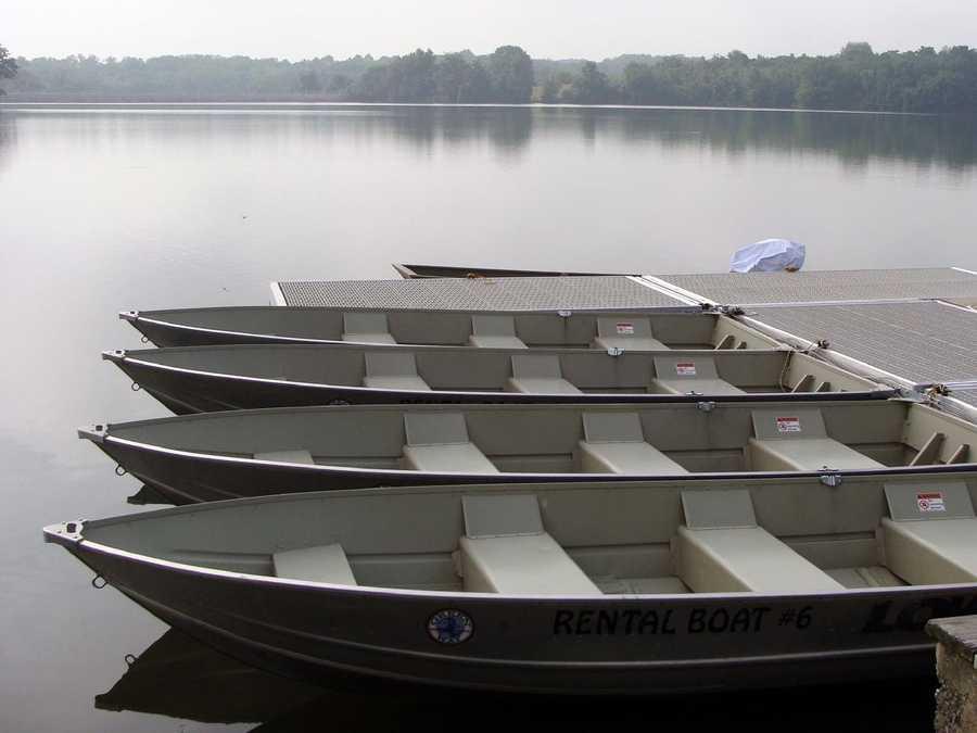 ... rowboats ...