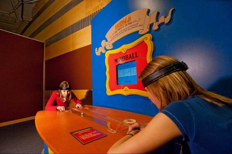 Take A Trip To The Museum: Museums are a great indoor destination on those sweltering days. While it's a great place to learn about what local Pennsylvania has to offer, some -- like the Whitaker Center -- have kid-friendly exhibits and activities.