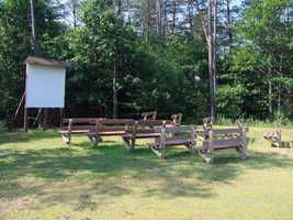 The park offers a wide variety of environmental education and interpretive programs.