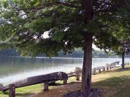 Mooring sites for private boats are available for a fee from April 1 to Nov. 1.