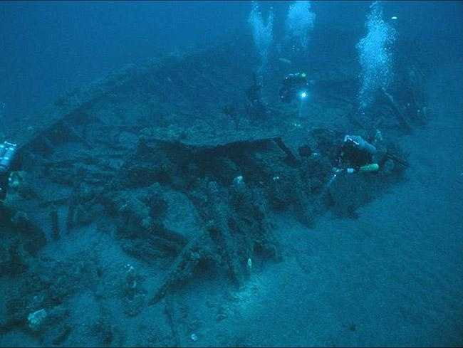 The first national marine sanctuary, established in 1975, is the wreck site of the USS Monitor. It is the famous Civil War ship whose battle with the confederate ship, the USS Virginia (formally the USS Merrimac) revolutionized war at sea.