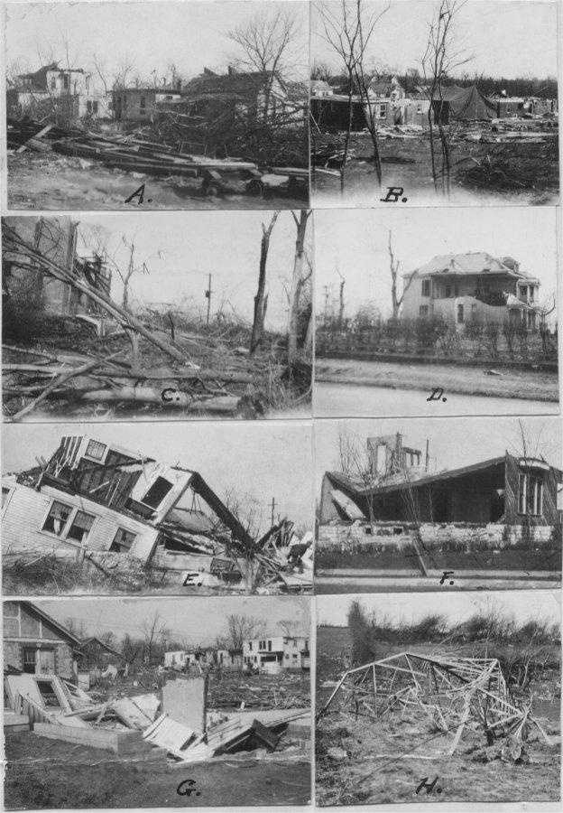 15. 1933 (362 deaths): The Nashville, Tennessee tornado outbreak hit on March 14 and killed 61. It was one of two significant tornado events in Middle Tennessee that year, the other being the Beatty Swamps tornado of May 10, 1933.
