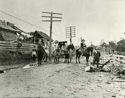 10. 1909 (404 deaths): 1909 was a particularly deadly year across the country. The deadliest of tornadoes that year hit St. Francis County, Arkansas on March 18, killing 49 and making it one of the deadliest tornadoes in the Memphis area. The outbreak itself was one of the deadliest ever to hit the state of Tennessee, and the 77 fatal tornadoes recorded is an all-time yearly record.