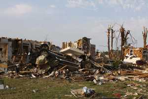 9. 2011 (481 deaths as of May 23): As of May 23, there have been 835 confirmed tornadoes reported in the U.S., and at least 481 people have died as a result. Tuscaloosa, Alabama (pictured) and Joplin, Missouri have seen the most damage, but Joplin has lost more lives (116 as of May 23).