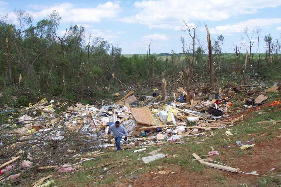 The U.S. gets about 1,000 recorded tornadoes every year and while only a few are fatal today, that hasn't always been the case.