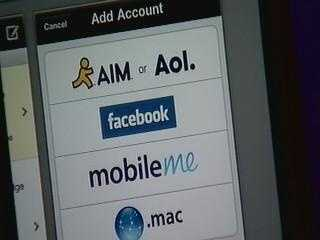 AOL's Instant Messaging let's you chat with anyone you're connected with through Instant Messenger, Facebook, or Google.