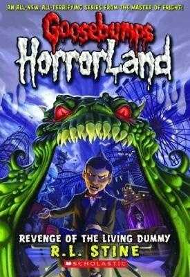 """94. The Goosebumps series by R.L. Stine: Challenged because they """"provoke harmful thoughts or behavior and erode respect for people and property."""""""