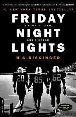 89. Friday Night Lights by H.G. Bissenger: Banned due to profanity, sexual situations and racist terms.