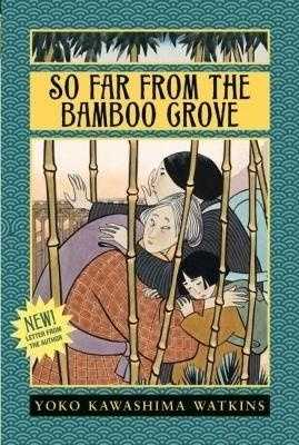 84. So Far From the Bamboo Grove by Yoko Watkins: Banned due to scenes hinting at rape, violence against women by Korean men, and a distorted presentation of history.