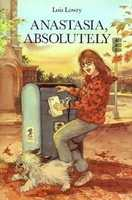 75. The Anastasia series by Lois Lowry: Challenged because of references to beer, Playboy Magazine, and a casual reference to a character wanting to kill herself.