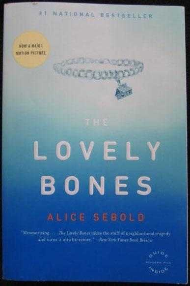 74. The Lovely Bones by Alice Sebold: Challenged because the content is too frightening for adolescents.