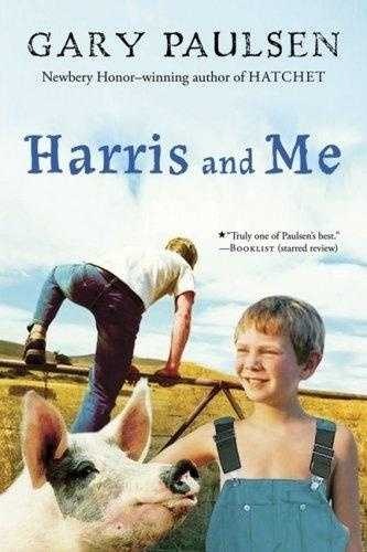 70. Harris and Me by Gary Paulsen: Banned because of profanity.