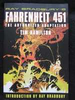 69. Fahrenheit 451 by Ray Bradbury: Banned because it deals with themes of freedom of expression, censorship, freedom of thought, exchange of information, and questioning the government and authority figures.