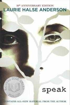 60. Speak by Laurie Halse Anderson: Banned or challenged because of detailed child rape and sexual abuse.