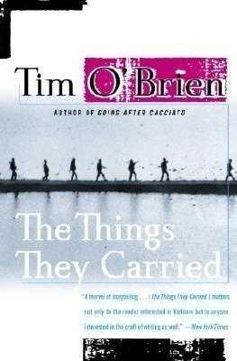 65. The Things They Carried by Tim O'Brien: Banned or challenged because of profanity.