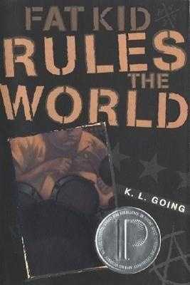 58. Fat Kid Rules the World by K.L. Going: Banned because of language, sexual references, and drug use.