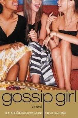 22. Gossip Girl series by Cecily von Ziegesar: Banned or challenged for being sexually explicit, being unsuited to age group, and offensive language.