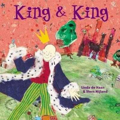 20. King and King by Linda de Haan: Challenged because the children's book is about a prince who's true love turns out to be another prince.