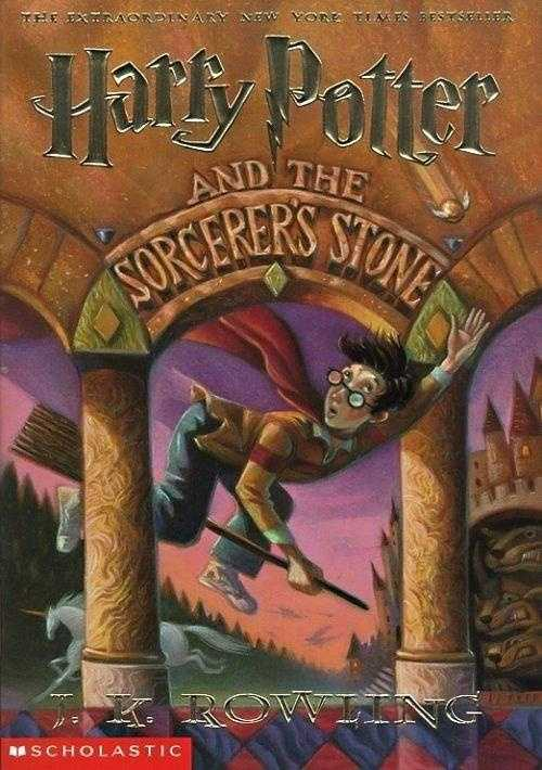1. The Harry Potter series by J.K. Rowling: Deemed evil books designed to promote an interest in the occult because the hero Harry Potter is a wizard.