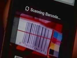Simply scan the barcode of any item in a store and the app will tell you if you can get it cheaper somewhere else.