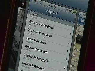 You can even create a list of your favorite PennDOT Traffic Cameras allowing you to check live traffic conditions 24/7.