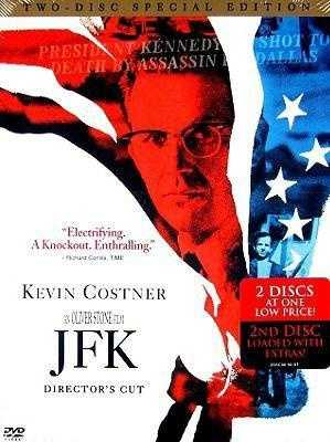 The 1991 film JFK details the actions of New Orleans District Attorney Jim Garrison, who takes it upon himself to investigate the assassination of President John F. Kennedy in 1963. Garrison is suspicious of the official story presented by the FBI, and his investigations lead him to suspect that there is more to the story than the public is being told.