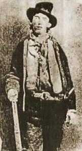 Before he turned 21, legends say that William Booney -- A.K.A. Billy the Kid -- had killed 21 people. He was a major player in a turbulent battle between competing cattle empires in southeast New Mexico Territories and like many legends before him, he was hunted by the U.S. Marshals. He was eventually killed July 14, 1881 by Lincoln County (New Mexico) Sheriff Pat Garrett.