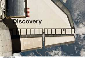 The Udvar-Hazy Center is the new home for Shuttle Discovery, which retired after completing its 39th mission in March of 2011.