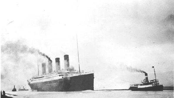 It's been 102 years since the Titanic struck an iceberg on its maiden voyage and sank, claiming more than 1,500 lives.