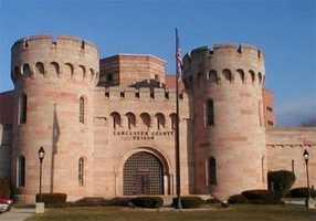 """Jails are used to house inmates serving shorter terms and inmates who are awaiting trial. Jails are typically operated by counties -- although in Pennsylvania a county facility may be called a """"prison"""" (such as the Lancaster County Prison shown above), it is not the same thing as a state or federal prison. Yes, this can be a bit confusing."""