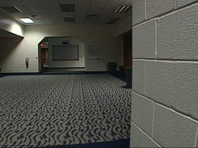 …and in some more private ways like an enormous locker room upgrade in 2001.