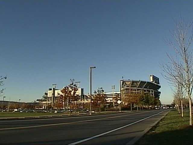 Beaver Stadium in Happy Valley is more than 50 years old.