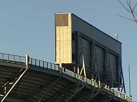 Beaver Stadium has been expanded and updated 7 times in a half century…