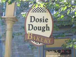 Dosie Dough is one of several coffee shops in downtown Lititz.
