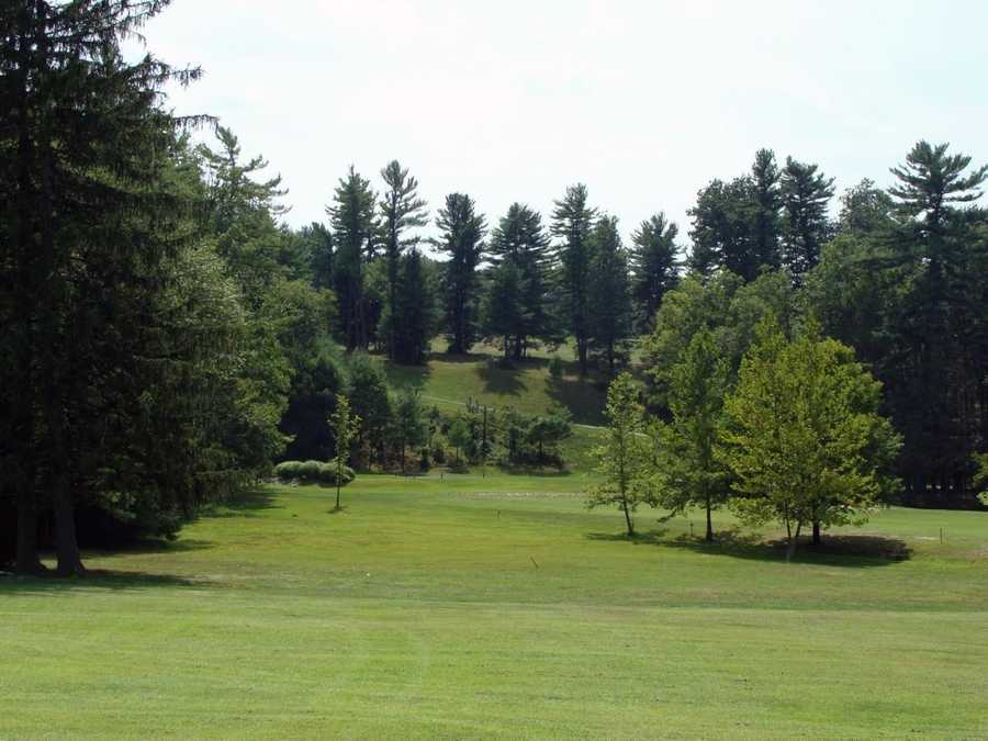 An 18-hole, par 68 public golf course is located in the park.