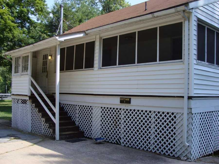 Two homes are available for rent year-round. Both are located near the intersection of Route 30 and Route 233.