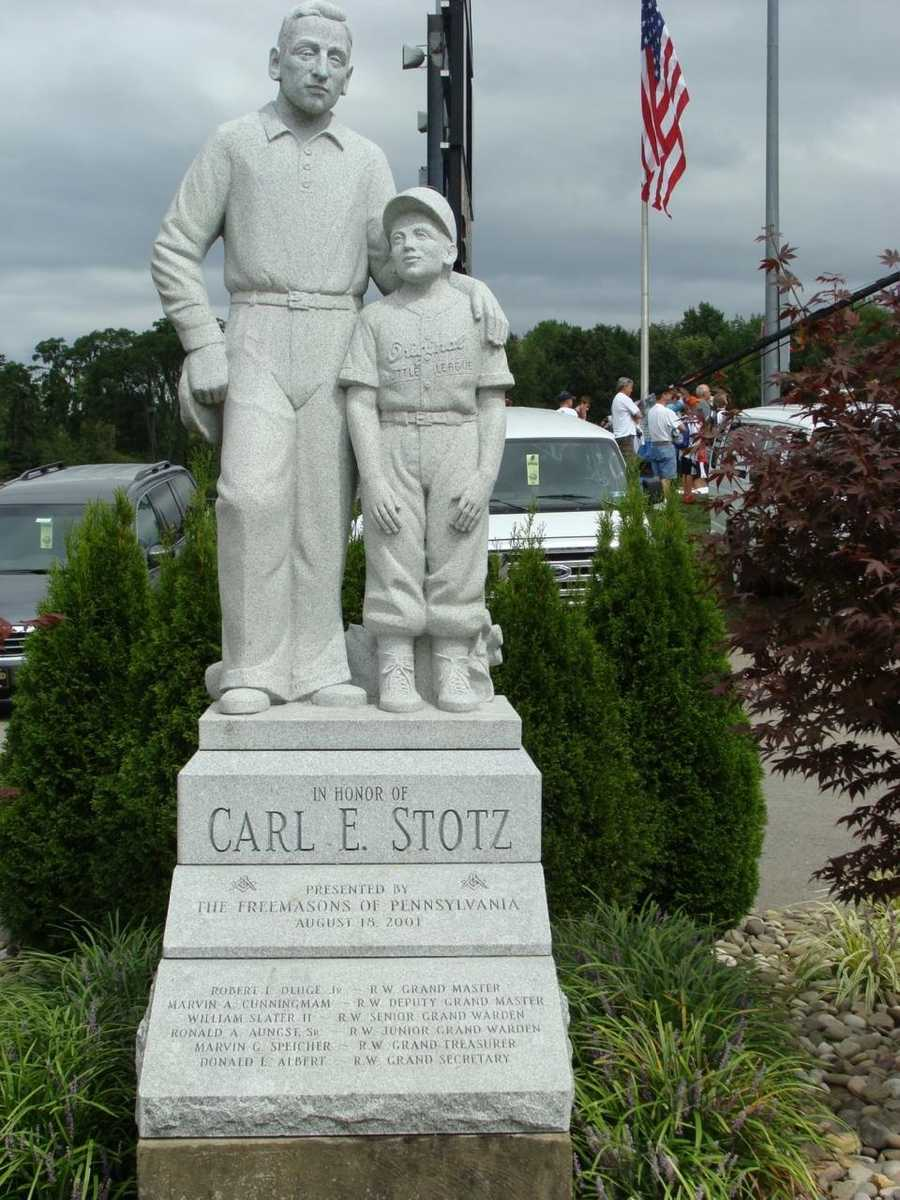 Under the supervision of Carl Stotz, the first Little League game was played June 6, 1939.