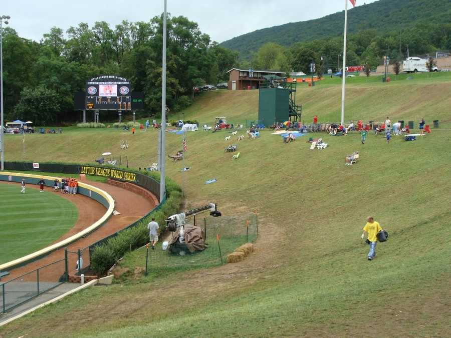 The latest renovation to the stadium took place in 2006, when its outfield fences were moved back from 205 feet.