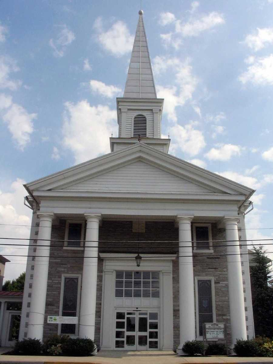 Myerstown United Church of Christ.