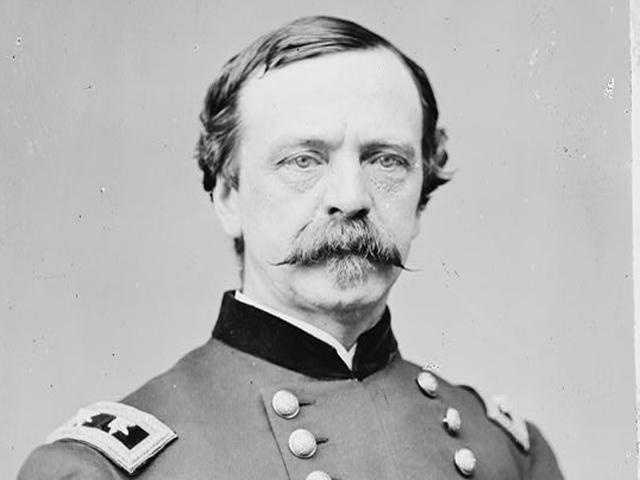 This is Dan Sickles, the same Union general who disobeyed orders and weakened the Union line, then lost his leg in the fighting on day 2. The witness fence at Gettysburg witnessed a killing that happened at the hands of Sickles.