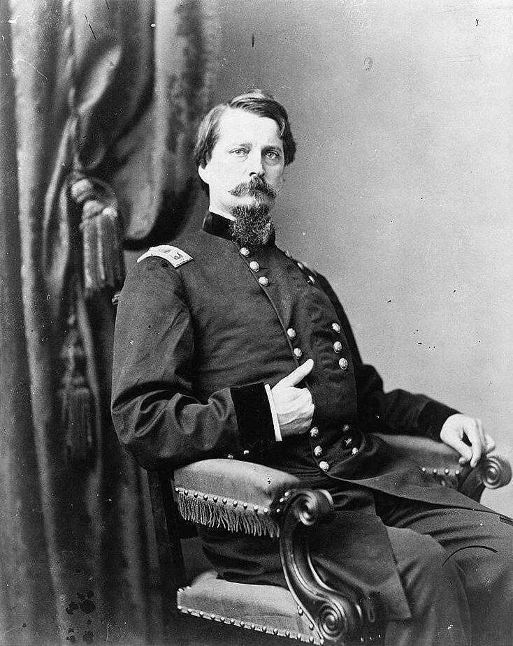 On July 2, 1863, Gen. Winfield Scott Hancock ordered the infantry to defend a vulnerable spot in Union lines.