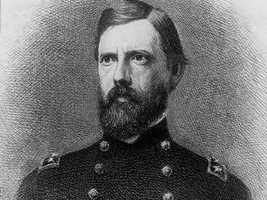 General John Reynolds was the highest ranking union officer killed at the Battle of Gettysburg.