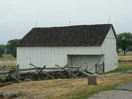 This is the Abraham Bryan Farm.