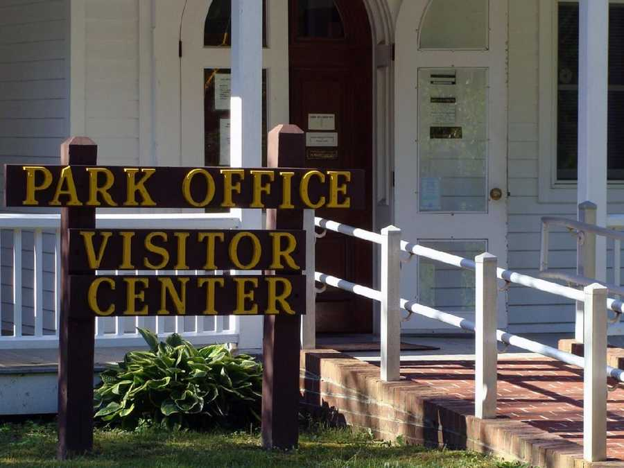 ... who are asked to register at the park office.