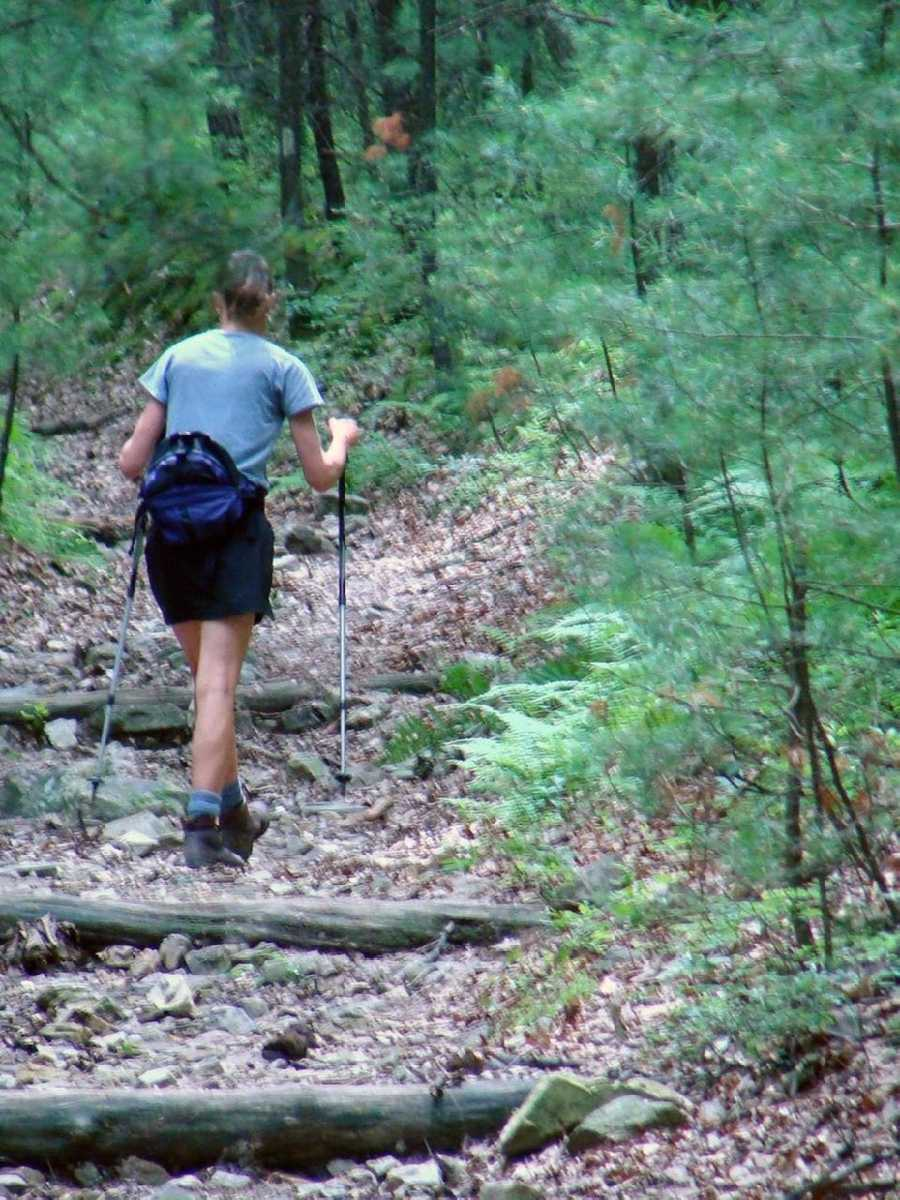 The trail is enjoyed by an estimated 4 million people each year and is within a day's drive of two-thirds of the U.S. population.