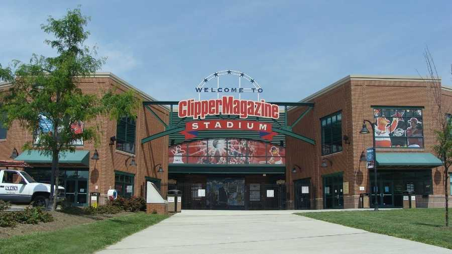Constructed in 2005, Clipper Magazine Stadium took a little over a year to get ready for the Barnstormers to take the field.
